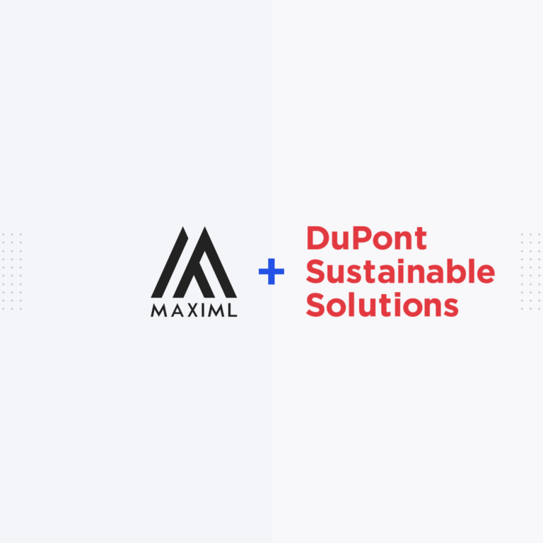 """<a style=""""color:black"""" href=""""/announcement/media-coverage/maximl-announces-a-global-strategic-alliance-with-dupont-sustainable-solutions/"""">Maximl announces a global Strategic Alliance with DuPont Sustainable Solutions (DSS)</a>"""