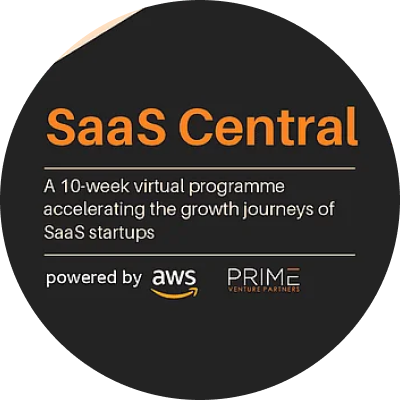 "<a href=""/announcement/program-selection/maximl-participates-in-the-saas-central-programme/"" style=""color: #3a3a3a"">Maximl Selected in the first cohort of SaaS Central by AWS and Prime Venture Partners.</a>"